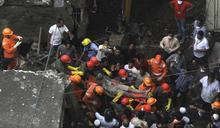 印度公寓坍塌增至20死