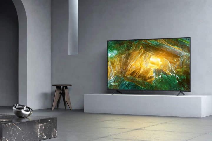 Sony X800H 4K TV
