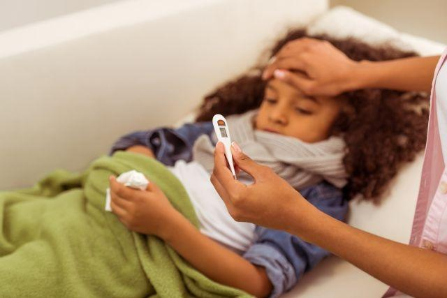 Coronavirus Infection in Children May Start With Diarrhea, Not Cough