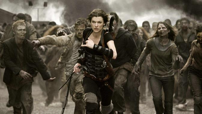 Resident Evil: The Final Chapter. (Screen Gems / Constantin Film)