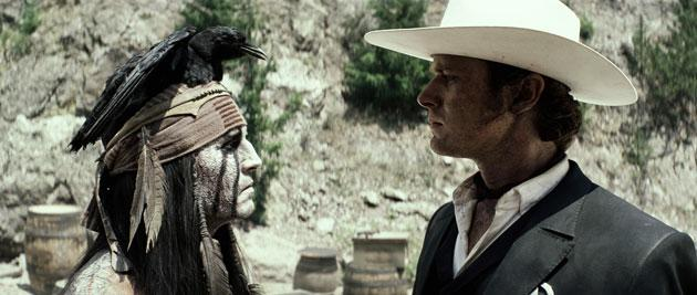 Exclusive: 'The Lone Ranger' Super Bowl spot sneak peek