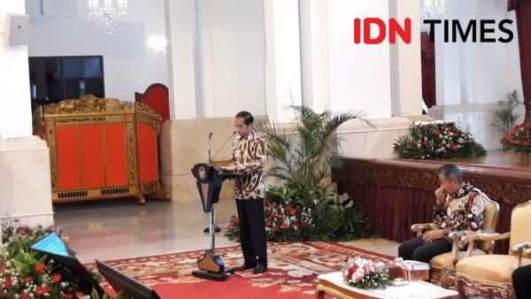 Sindir LKPP Masih Impor Cangkul, Jokowi: Kebangetan Banget!