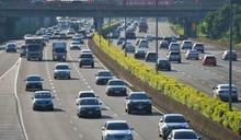 國道壅塞時段較去年少4成 林佳龍為中秋疏運打這分數
