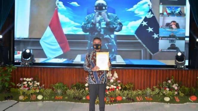 VIVA Militer: Kepala Staf Angkatan Udara (KSAU) Marsekal TNI Fadjar Prasetyo