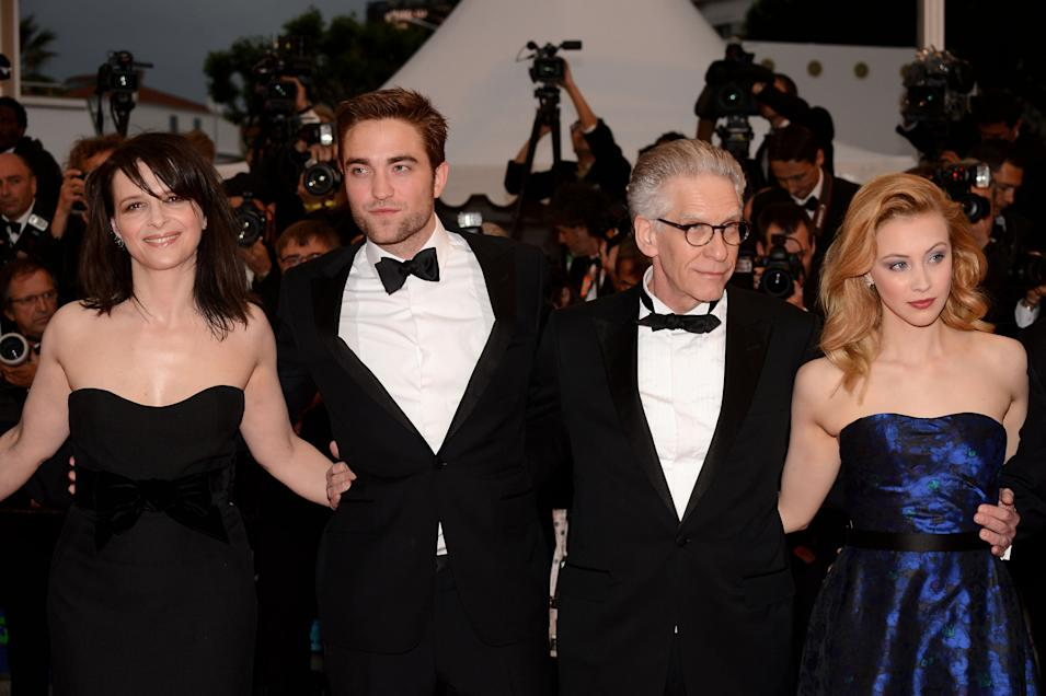 """Cosmopolis"" Premiere - 65th Annual Cannes Film Festival"