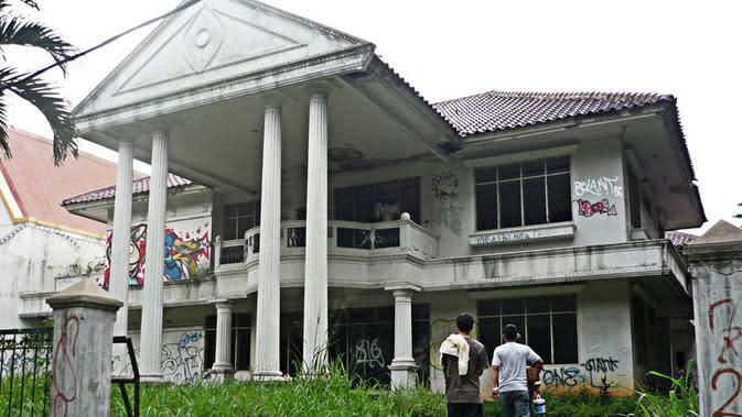 Cerita seram tempat paling angker di Bekasi, 'Rumah Hantu Bumi Sani Permai'   Via: Istimewa