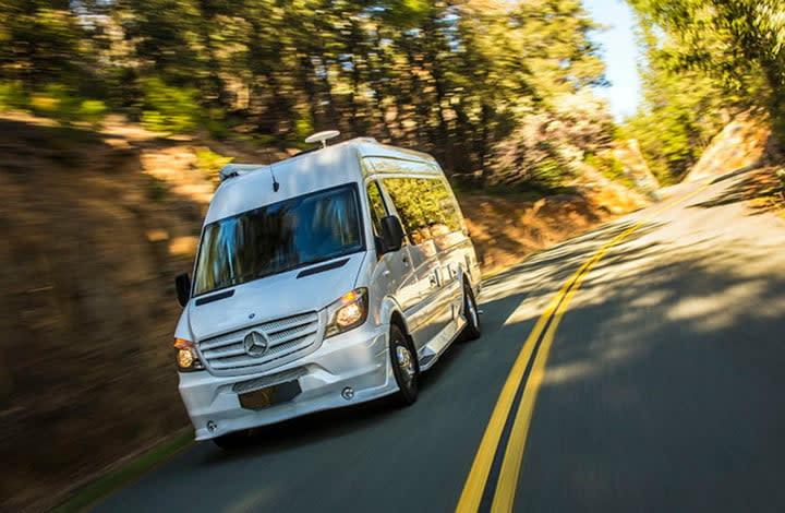 Mercedes-Benz Sprinter camper by Midwest Automotive