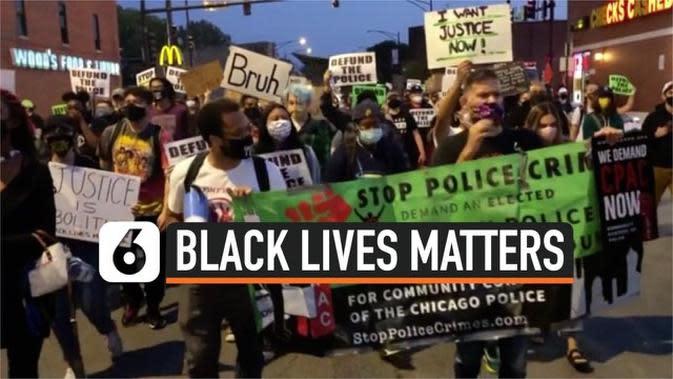 VIDEO: Demo Tuntut Keadilan Bagi Breonna Taylor Menyebar di AS