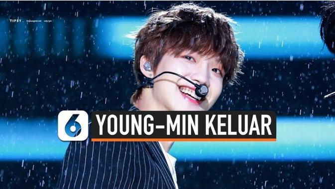 VIDEO: Lim Young-Min Keluar dari AB6IX