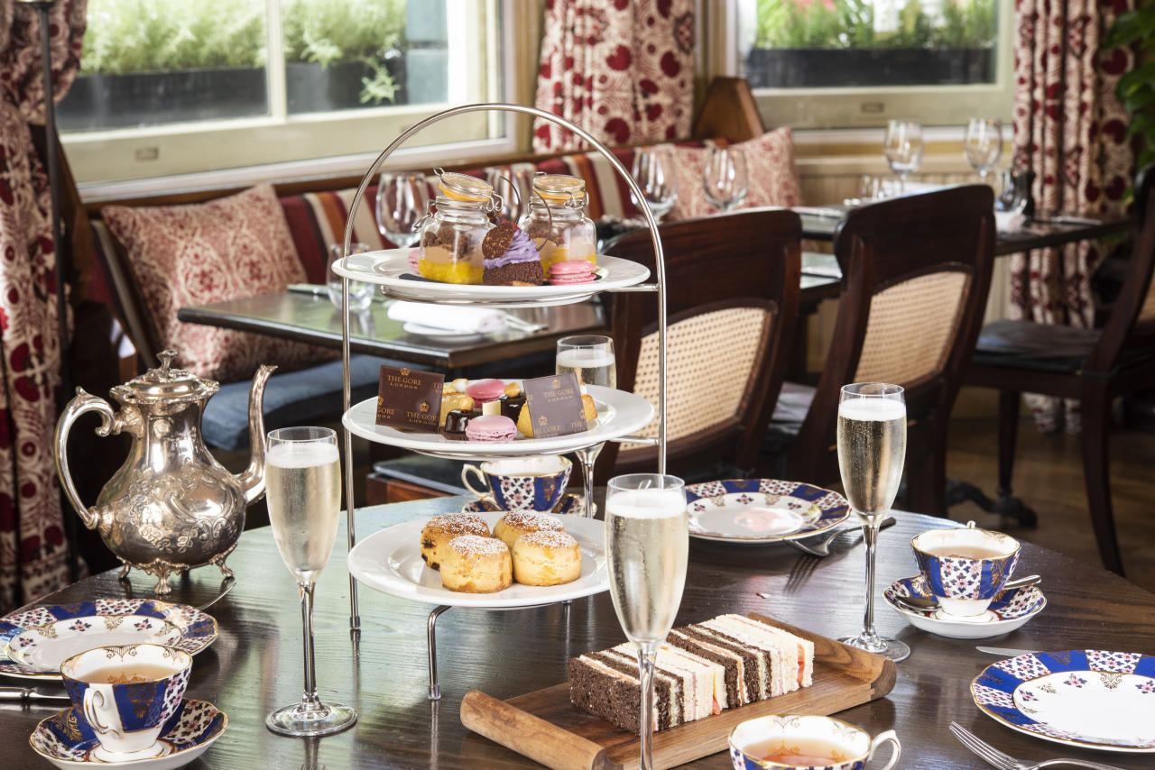 <p>Don't want to tinker with the tried-and-true formula of a classic hotel afternoon tea? The Vintage Afternoon Tea at The Gore, Queens Gate, is just the ticket. A chance to slow down and reflect on the day's activities, this is a traditional tea with all the trimmings. </p>