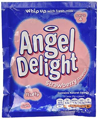 'Matt' decided that comparing Emily to a popular confectionary range was acceptable online small talk. Photo: Angel Delight