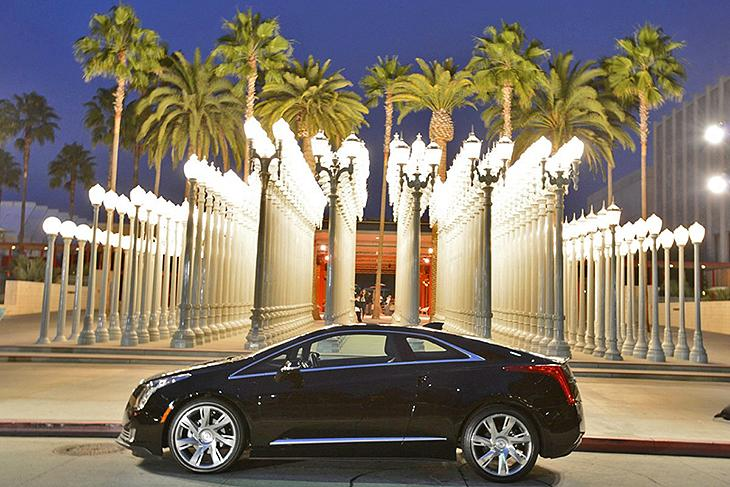 At home with the Cadillac ELR, looking for the charge