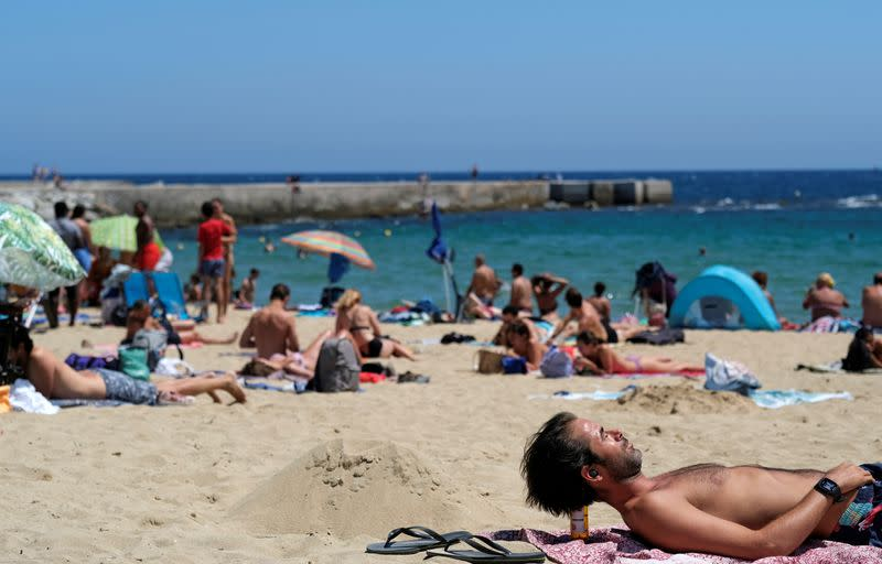 Catalonia urges thousands of people to stay home as coronavirus cases rise
