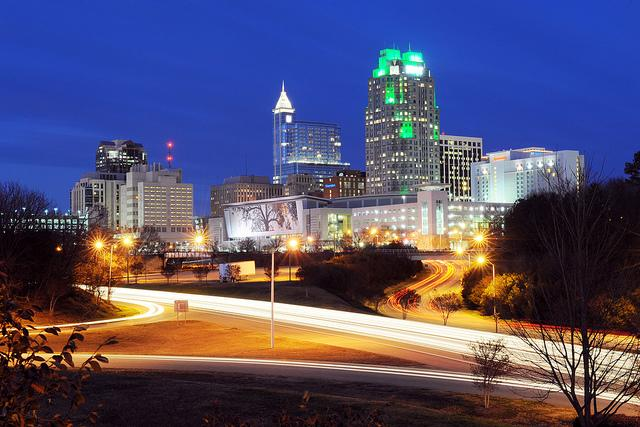 6. Raleigh, N.C. (47 points)
