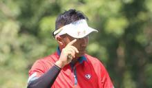 高爾夫》林永龍續以204桿獨跑 明高雄公開賽力爭生涯首冠