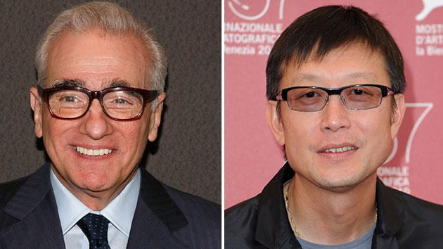 Martin Scorsese joins production team for upcoming Andrew Lau crime thriller