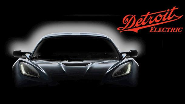 Start-up revives Detroit Electric brand, vows Tesla-like sports car this year