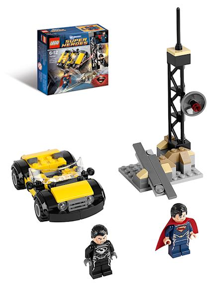 Lego Man of Steel Metropolis