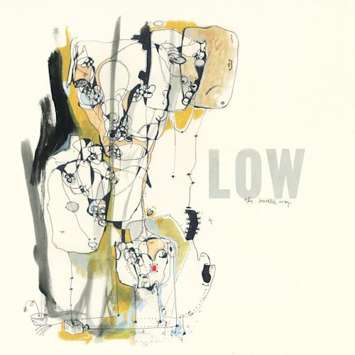 """This CD cover image released by Sub Pop shows """"The Invisible Way,"""" by Low. (AP Photo/Sub Pop)"""
