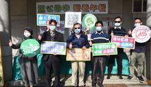 視察學校食材採用流程 賴峰偉宣示澎湖校園全面採用國產豬肉品