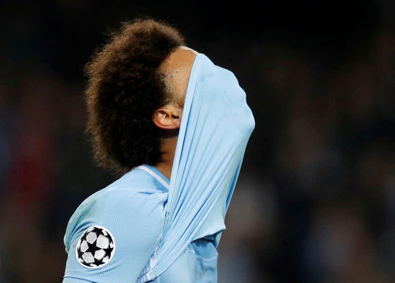 FILE PHOTO: Champions League - Manchester City vs Shakhtar Donetsk