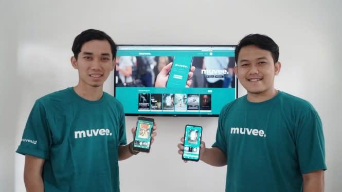 Muvee, Aplikasi Streaming Film Karya Anak Bangsa