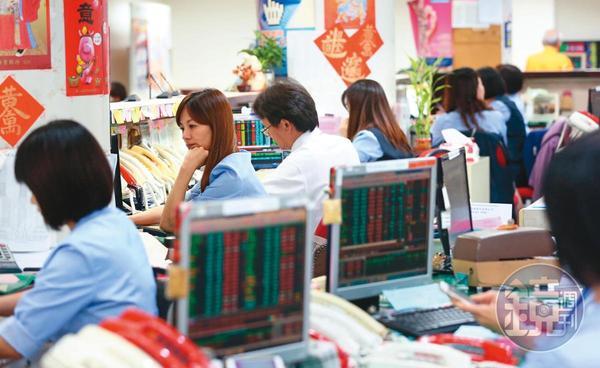 台灣各大券商分點加起來數百家,主力大戶就隱藏在其中某些分點進行下單交易。
