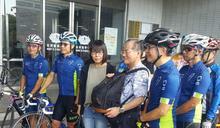 日本單車騎士魂斷太魯閣 車友和慈濟合寫大愛