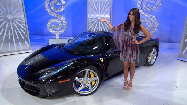 "Ferrari 458 Spyder becomes priciest prize ever on ""The Price Is Right"""