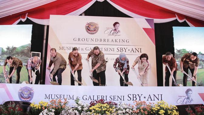 Museum SBY-Ani di Pacitan