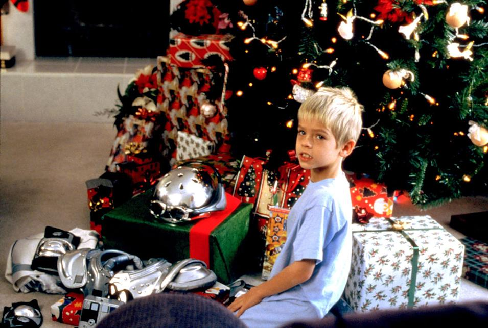 """I Saw Mommy Kissing Santa Claus"" on ABC Family Sunday, 12/2 at 11am"