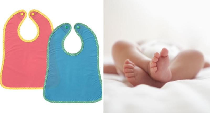 IKEA recalls baby bibs over choking hazard fears