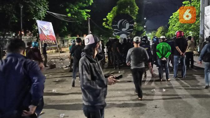 Penjelasan Polisi soal Dugaan Salah Tangkap Dosen di Makassar saat Demo RUU Ciptaker