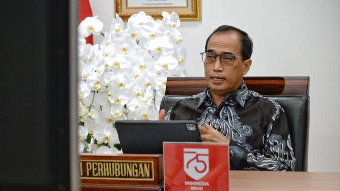 Menteri Perhubungan Budi Karya Sumadi. Dok Kemenhub