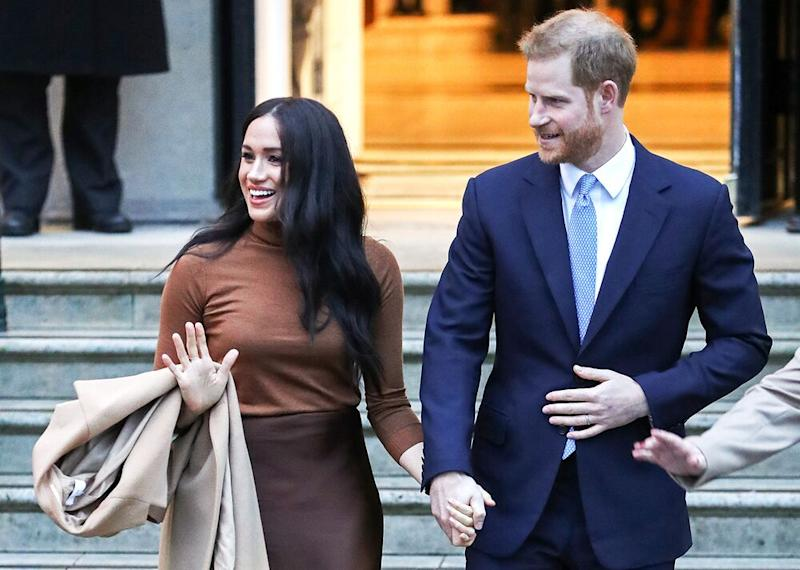 Meghan and Harry | Chris Jackson/Getty