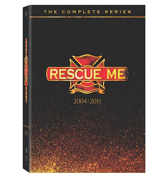 """Rescue Me: The Complete Series"" (Sony Home Entertainment)"