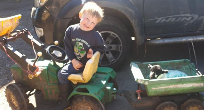 Boy, 4, killed in machinery accident on Lancashire farm