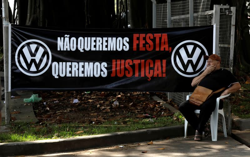 Volkswagen to pay victims of Brazil dictatorship in landmark settlement