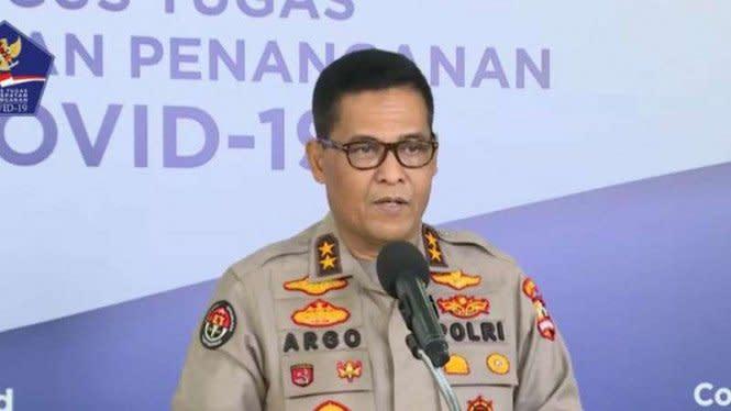 Polisi Kejar Satu Lagi Admin STM Diduga Dalang Rusuh