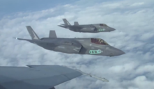 垂直起降F-35B戰機 美軍飛行員駕駛訓練配備揭密