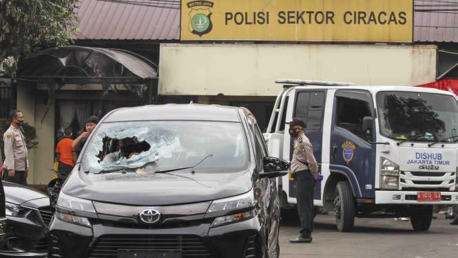 Puspom TNI Curiga Oknum AL dan AU Terlibat dalam Kasus Ciracas
