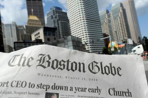 """More than 200 US news organizations have joined a campiagn led by the Boston Globe to counter President Donald Trump's contention that the media is the """"enemy of the people"""""""