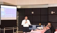 全國消防救災救護研討會 新北消防副局長陳崇岳專題分享