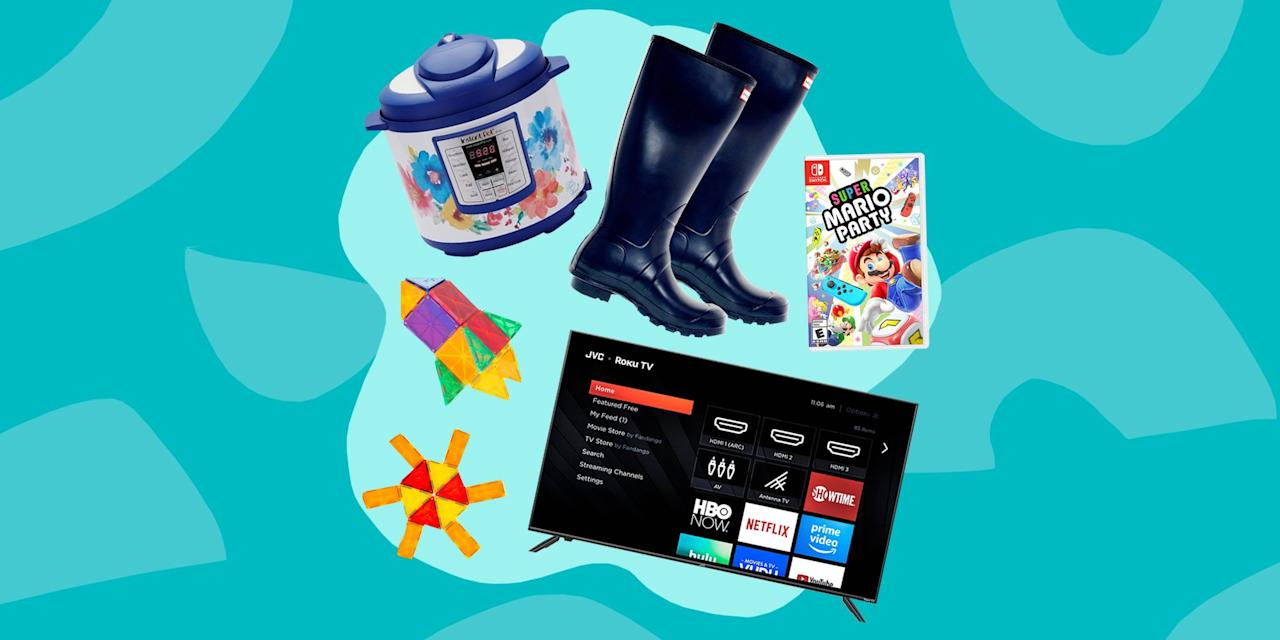 """<p>We will admit that <a href=""""https://www.bestproducts.com/lifestyle/g2961/amazon-prime-day-deals-sales/"""" target=""""_blank"""">Amazon Prime Day</a> always offers Prime members some pretty insane sales and deals. Since the annual event was postponed back in July due to the pandemic, Amazon has had months to prepare and is now ready to unleash the savings on Oct. 13 and 14 this year. In order to compete with Amazon, brands have taken it upon themselves to combat Prime Day with their own deals. From flash sales to price cuts, some of our favorite brands are pulling out all the stops to hold their own against Amazon.</p><p>We've gathered the best deals from alternative retailers like <a href=""""https://go.redirectingat.com?id=74968X1596630&url=https%3A%2F%2Fwww.walmart.com&sref=https%3A%2F%2Fwww.bestproducts.com%2Flifestyle%2Fg34211614%2Fnon-prime-day-deals%2F"""" target=""""_blank"""">Walmart</a>, <a href=""""https://go.redirectingat.com?id=74968X1596630&url=https%3A%2F%2Fwww.brooklinen.com&sref=https%3A%2F%2Fwww.bestproducts.com%2Flifestyle%2Fg34211614%2Fnon-prime-day-deals%2F"""" target=""""_blank"""">Brooklinen</a>, and <a href=""""https://go.redirectingat.com?id=74968X1596630&url=https%3A%2F%2Fwww.wayfair.com&sref=https%3A%2F%2Fwww.bestproducts.com%2Flifestyle%2Fg34211614%2Fnon-prime-day-deals%2F"""" target=""""_blank"""">Wayfair</a> that you can shop online starting now. Whether you are getting ahead on your holiday shopping or having your very own treat yourself day, there are savings for you on this list. Happy anti-Prime Day!</p>"""