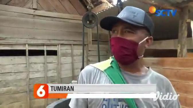 VIDEO: Krisis Air Bersih Melanda 44 Desa di Ngawi, Warga Andalkan Bantuan BPBD