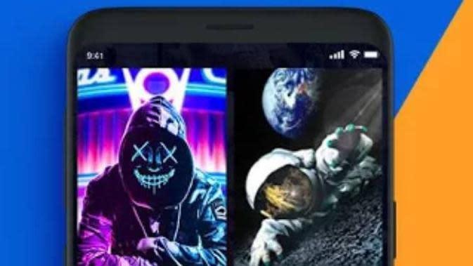 4D Wallpaper 2020. Dok: play.google.com