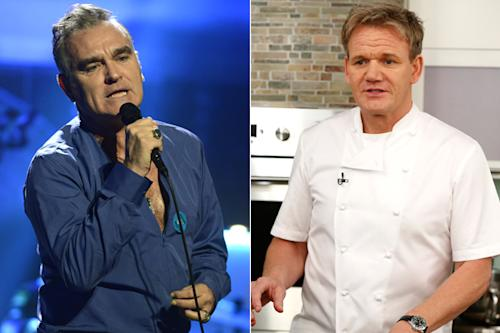 Morrissey Settles Song Dispute With British Cooking Show