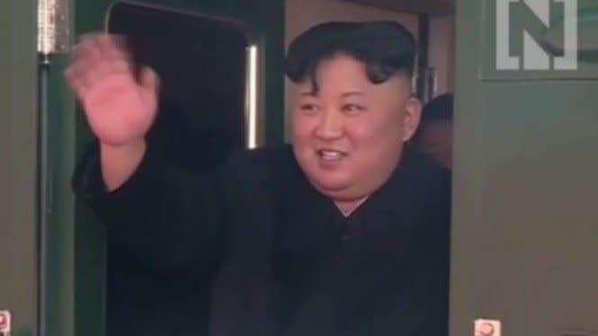 Kim Jong-un antara Inter Milan, Juventus dan MU