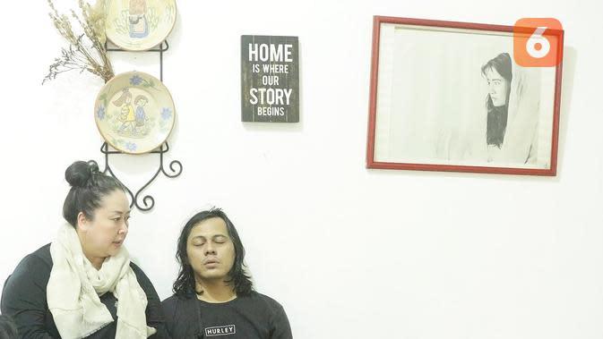 Mayky Wongkar (Bambang E Ros/Fimela.com)