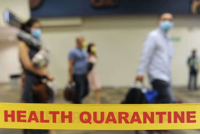 China says WHO chief against virus-related evacuations, as countries plan pull-outs